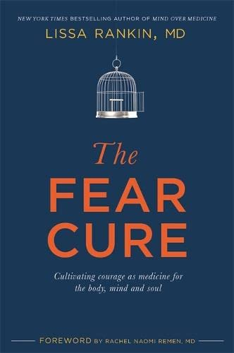 9781781803998: The Fear Cure: Cultivating Courage as Medicine for the Body, Mind and Soul