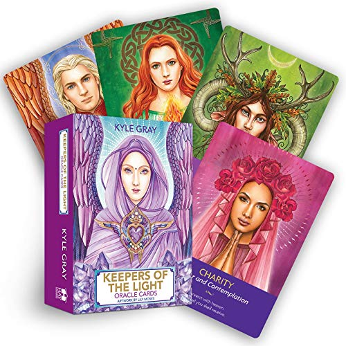 9781781806968: Keepers of the Light Oracle Cards