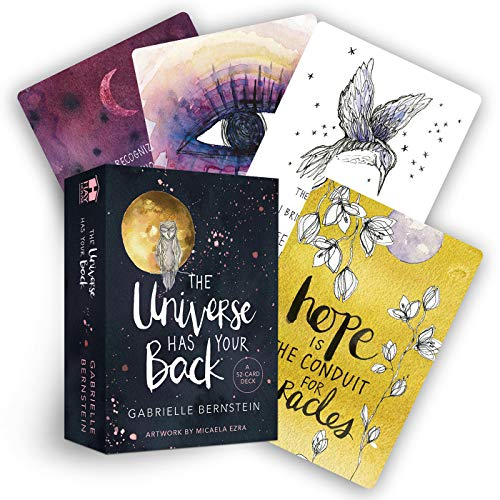 9781781809334: The Universe Has Your Back: A 52-card Deck