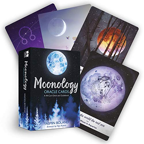 9781781809969: Moonology Oracle Cards