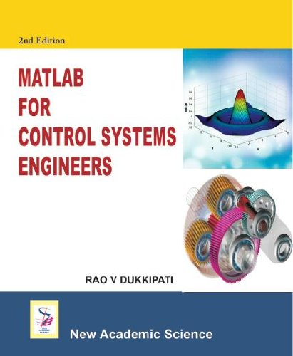 9781781830062: Matlab for Control System Engineers