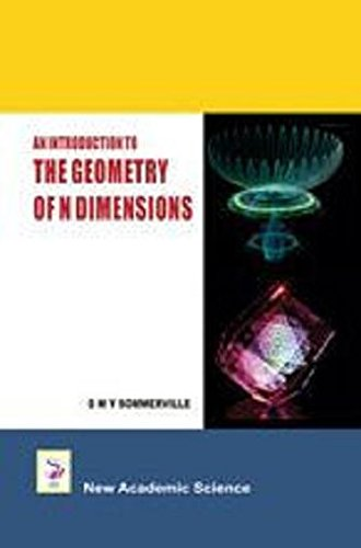 9781781830314: An Introduction to The Geometry of N Dimensions