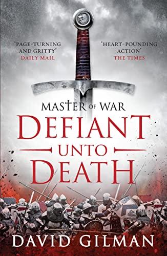 9781781851920: Defiant Unto Death (Master of War)