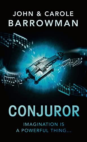 Conjuror: Orion Chronicles: Barrowman, John; Barrowman, Carole E.