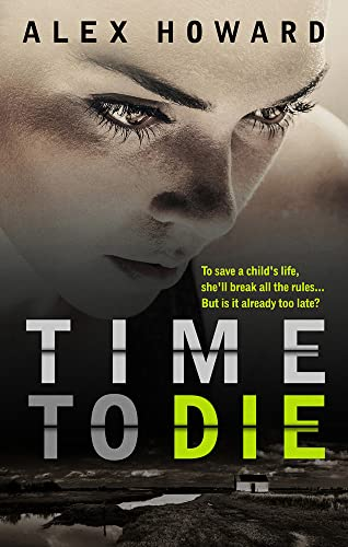 Time to Die (DI Hanlon): Howard, Alex