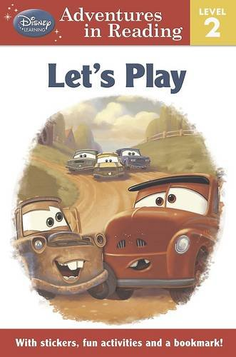 9781781860274: Disney Level 2 for Boys - Cars Let's Play! (Adventures in Reading L2/Boys)
