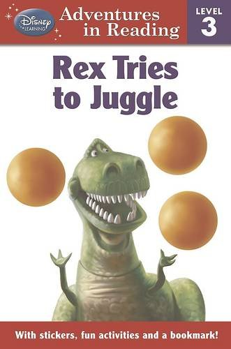 9781781860298: Disney Level 3 for Boys - Toy Story Rex Tries to Juggle