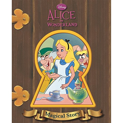 9781781860335: Disney Alice in Wonderland Magical Story