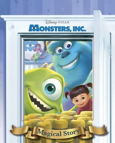 Disney Pixar Monsters, Inc. (Magical Story): Parragon Publishing India