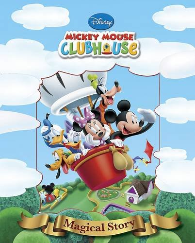 9781781860373: Disney Junior Mickey Mouse Clubhouse Magical Story