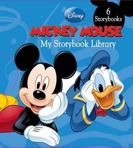 9781781860588: Disney Mickey My Storybook Library