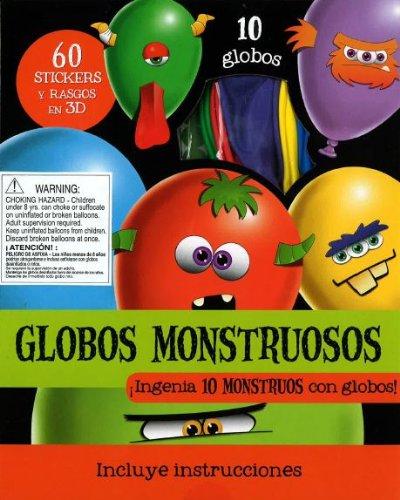 9781781861134: Globos Monstruosos (Spanish Edition) (Creative Boxsets)