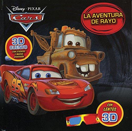 9781781862827: Disney Pixar Cars 3D Cuento - La Aventura de Rayo (Spanish Edition)
