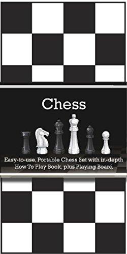 9781781864173: Ajedres - Ajedrez portatil (tablero y figuras) con libro para apreder a jugar (Board Game Boxset) (Spanish Edition)