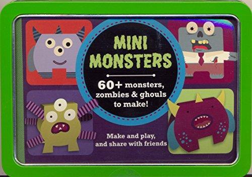 9781781865606: MINI MONSTERS (BOX) GB