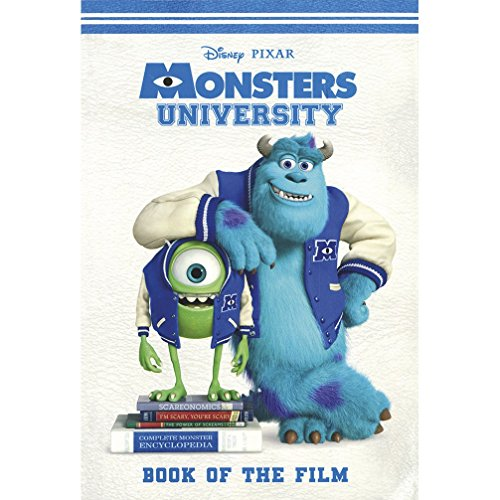 Disney Monsters: University Book of the Film: Parragon Publishing India