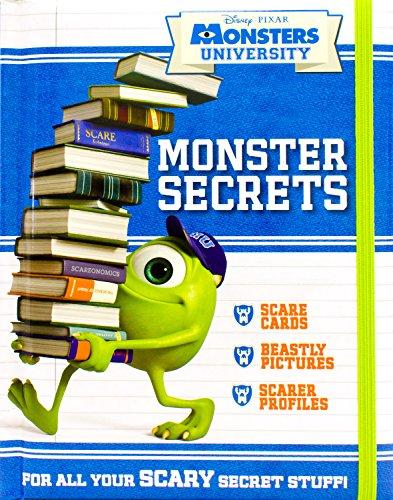 9781781865804: Monsters University: Monster Secrets (Disney Book of Secrets)