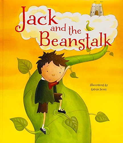 9781781866061: Jack And The Beanstalk (PIC Pad Fairy)