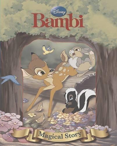 9781781866344: Disney Bambi Magical Story