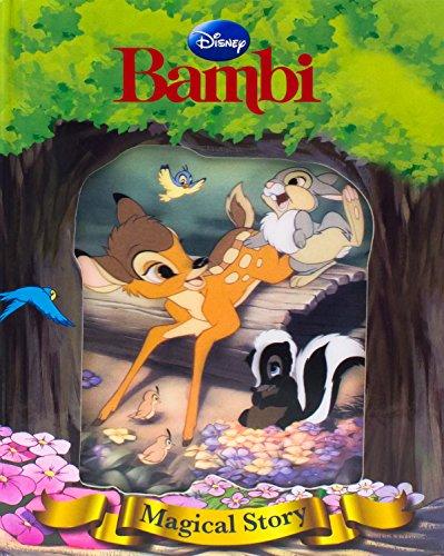 Disney Magical Lenticular: Bambi: Parragon Books