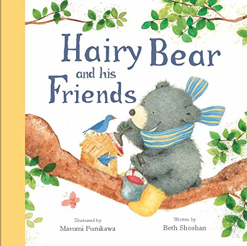 9781781867495: Hairy Bear And His Friends (Meadowside (Arlin))