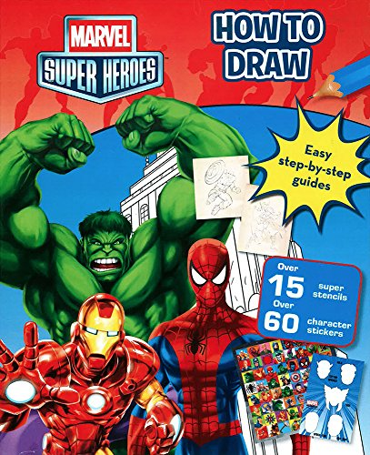9781781867839: Marvel: Super Heroes How To Draw