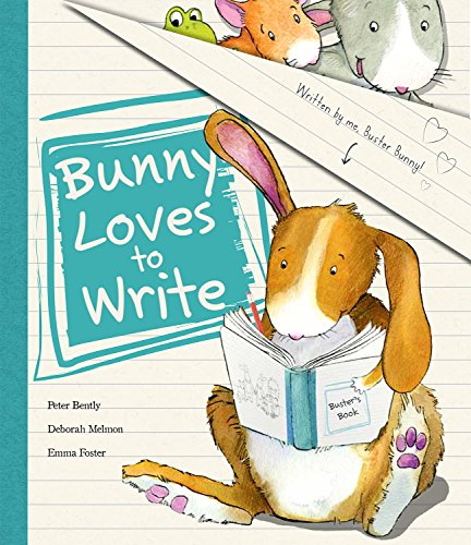 9781781868256: Bunny Loves To Write (Picture Book)
