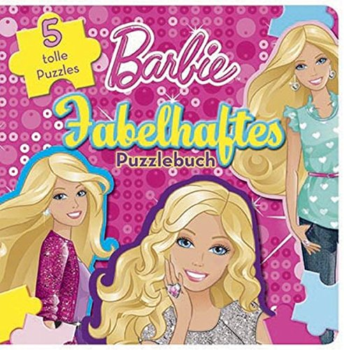 9781781868492: Barbie - fabelhaftes Puzzlebuch
