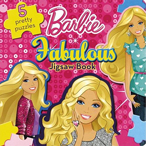 9781781868508: BARBIE FABULOUS JIGSAW BOOK 9781781868508