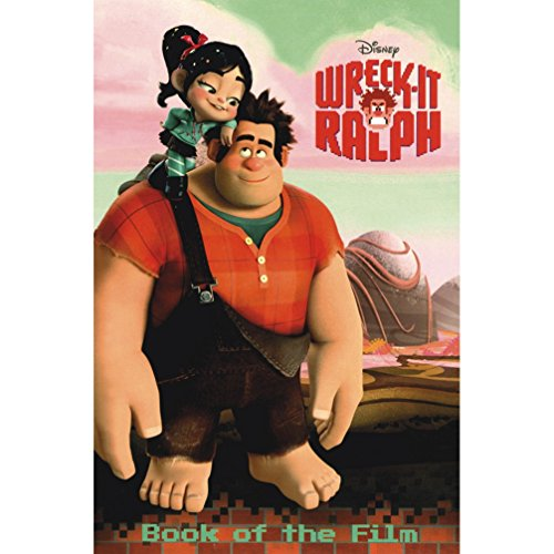 Disney Wreck-it Ralph: Book of the Film: Parragon Publishing India