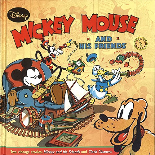 9781781868621: Disney's Mickey Mouse And His Friends (Disney Vintage)