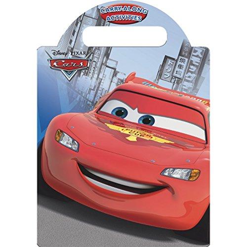 9781781868812: Disney Pixar Cars Carry-Along Activities
