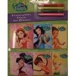 9781781868904: Disney Fairies Mini Colouring Books & Pencil Set