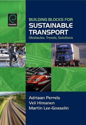9781781901526: Building Blocks for Sustainable Transport: Obstacles, Trends, Solutions