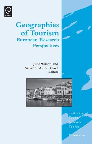 9781781902127: Geographies of Tourism: European Research Perspectives