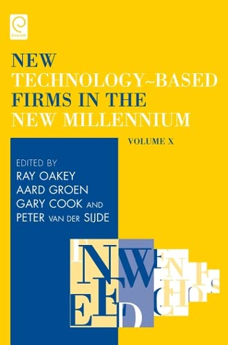 9781781903155: New Technology-Based Firms in the New Millennium