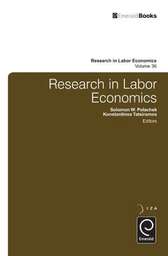 Research in Labor Economics (Research in Labor Economics): Solomon W. Polachek