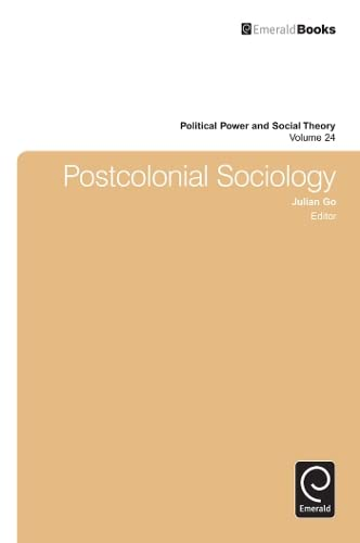 9781781906033: Postcolonial Sociology (Political Power and Social Theory)