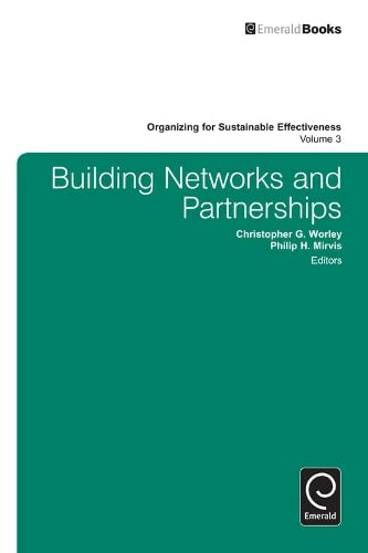 9781781908860: Building Networks and Partnerships (Organizing for Sustainable Effectiveness)