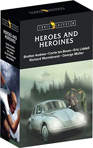 Trailblazer Heroes & Heroines Box Set 5 (Trailblazers): Various