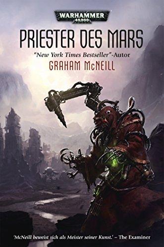 9781781930649: Warhammer 40.000 - Priester des Mars: Techpriester des Mars Teil 1