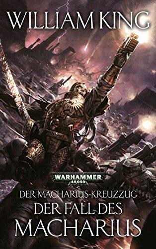 9781781931059: Warhammer 40.000 - Der Fall des Macharius