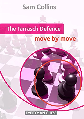 9781781941423: Tarrasch Defence: Move by Move (Everyman Chess Series)