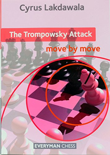 9781781941775: Trompowsky Attack: Move by Move (Everyman Chess)