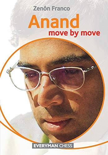 9781781941867: Anand: Move by Move (Everyman Chess)