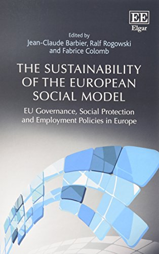 9781781951750: The Sustainability of the European Social Model: EU Governance, Social Protection and Employment Policies in Europe