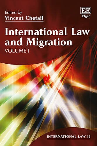 International Law and Migration: Vincent Chetail