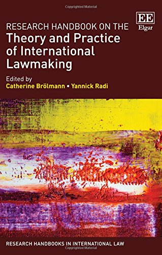 Research Handbook on the Theory and Practice of International Lawmaking (Hardback)