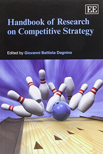 9781781953341: Handbook of Research on Competitive Strategy (Elgar Original Reference) (Research Handbooks in Business and Management Series)