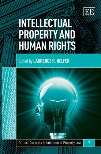 9781781953846: Intellectual Property and Human Rights (Critical Concepts in Intellectual Property Law series)